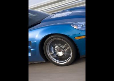 2009 Chevrolet Corvette ZR1. X09CH_CR059  (United States)