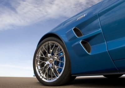 2009 Chevrolet Corvette ZR1. X09CH_CR062  (United States)