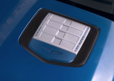 2009 Chevrolet Corvette ZR1. X09CH_CR064  (United States)