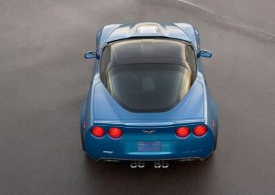2009 Chevrolet Corvette ZR1. X09CH_CR070  (United States)