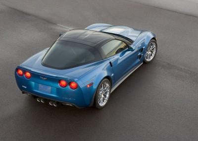 2009 Chevrolet Corvette ZR1. X09CH_CR071  (United States)