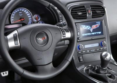 2009 Chevrolet Corvette ZR1. X09CH_CR016  (United States)