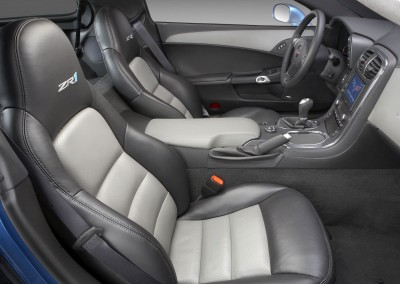 2009 Chevrolet Corvette ZR1. X09CH_CR020  (United States)