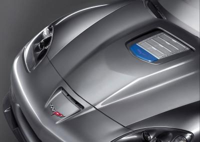 2009 Chevrolet Corvette ZR1. X09CH_CR046  (United States)